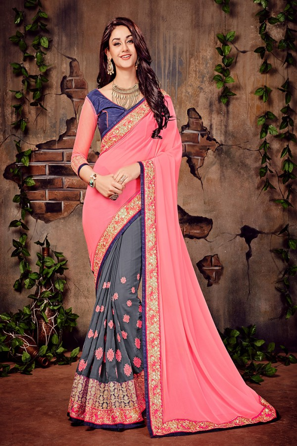 Celebrity saree online