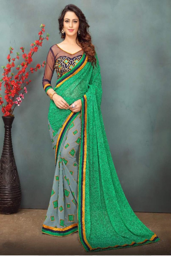 Designer Party Wear Sarees-