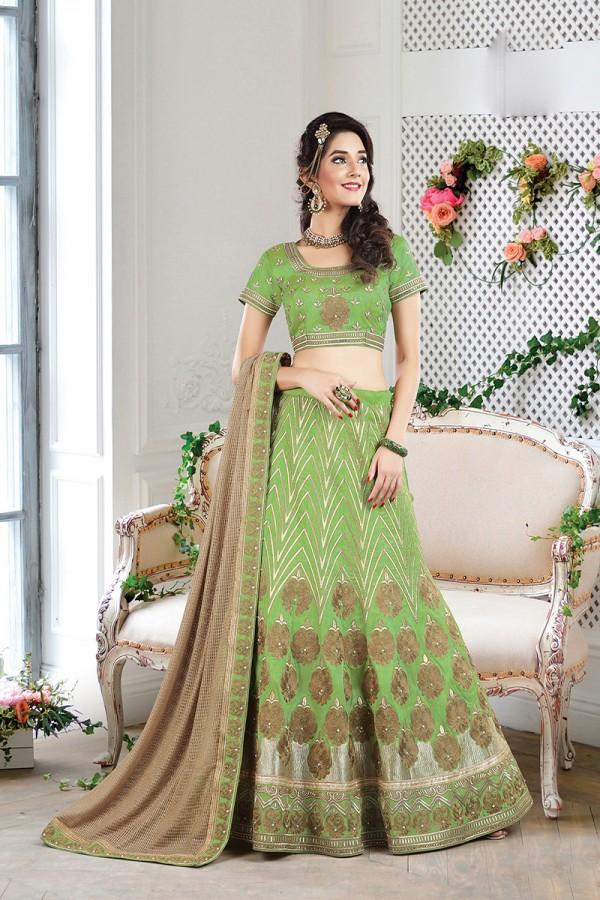 Lehenga sarees online shopping